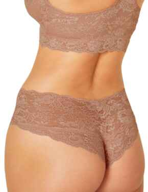 Cosabella Never Say Never Low Rise Hotpant in Due