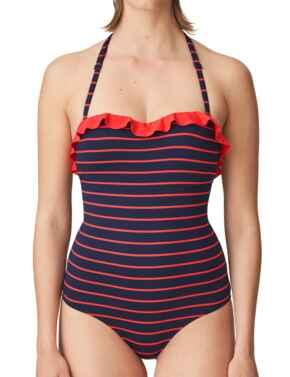 1002538 Marie Jo Celine Strapless Swimsuit - 1002538 Pomme D'Amour