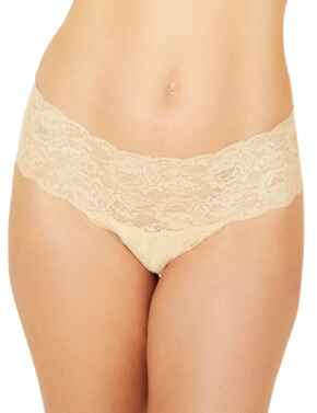 Cosabella Never Say Never Low Rise Hotpant in Blush