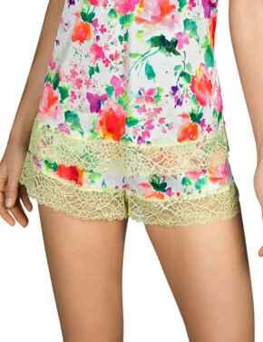 3309159 Andres Sarda Flower Pyjama Shorts - 3309159 Flowered