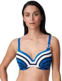 Prima Donna Swim Polynesia Bikini Top Full Cup Padded Skyfall