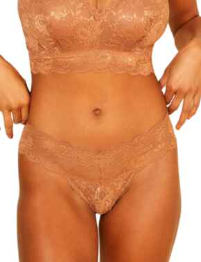 Cosabella Never Say Never Low Rise Thong in Tre