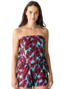 Prima Donna Swim Palm Springs Jumpsuit Pink Flavor
