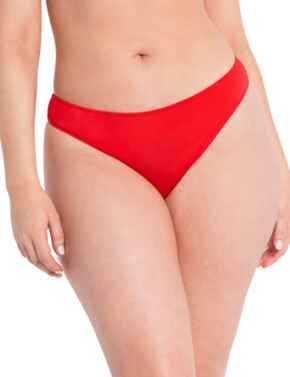 Curvy Kate Daily Balcony Thong Flame Red