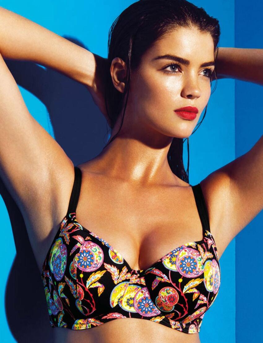 3740 Freya Samara Sweetheart Padded Bikini Top - 3740 Sweetheart Top