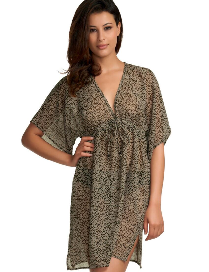 5809 Fantasie Madagascar Kaftan Beach Dress - 5809 Kaftan