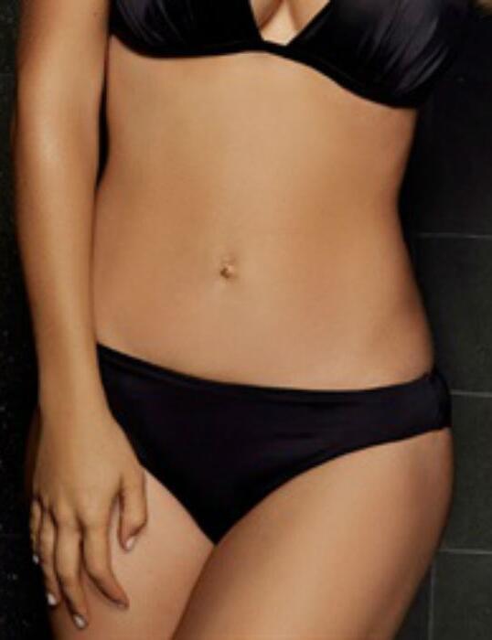 4055 Ultimo Sahara Bikini Brief Black - 4055 Bikini Brief