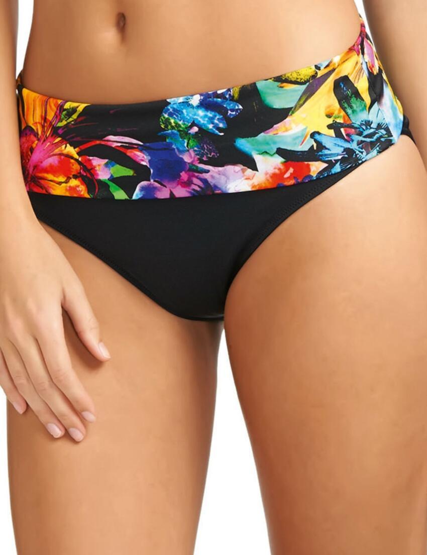 5464 Fantasie Santa Rosa Classic Fold Bikini Brief - 5464 Fold Brief