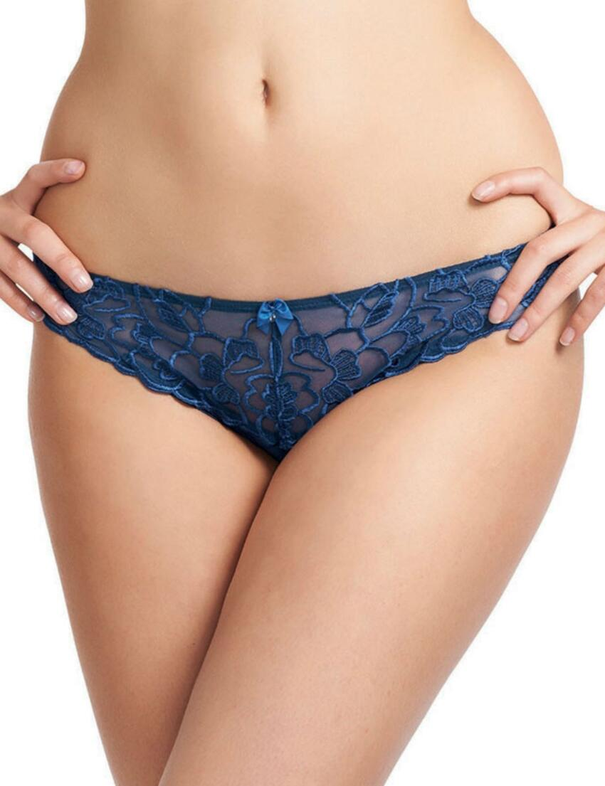 0315 Fauve Chloe Brief Electric Blue - 0315 Blue