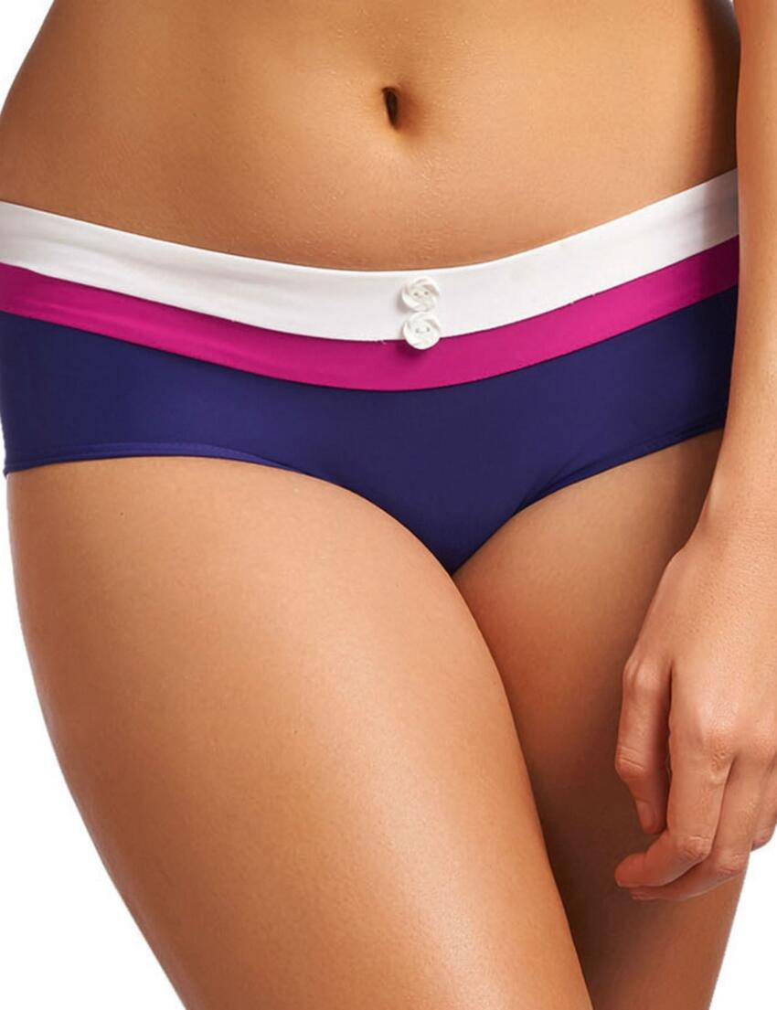 3222 Freya Revival Bikini Short Indigo - 3222 Bikini Short