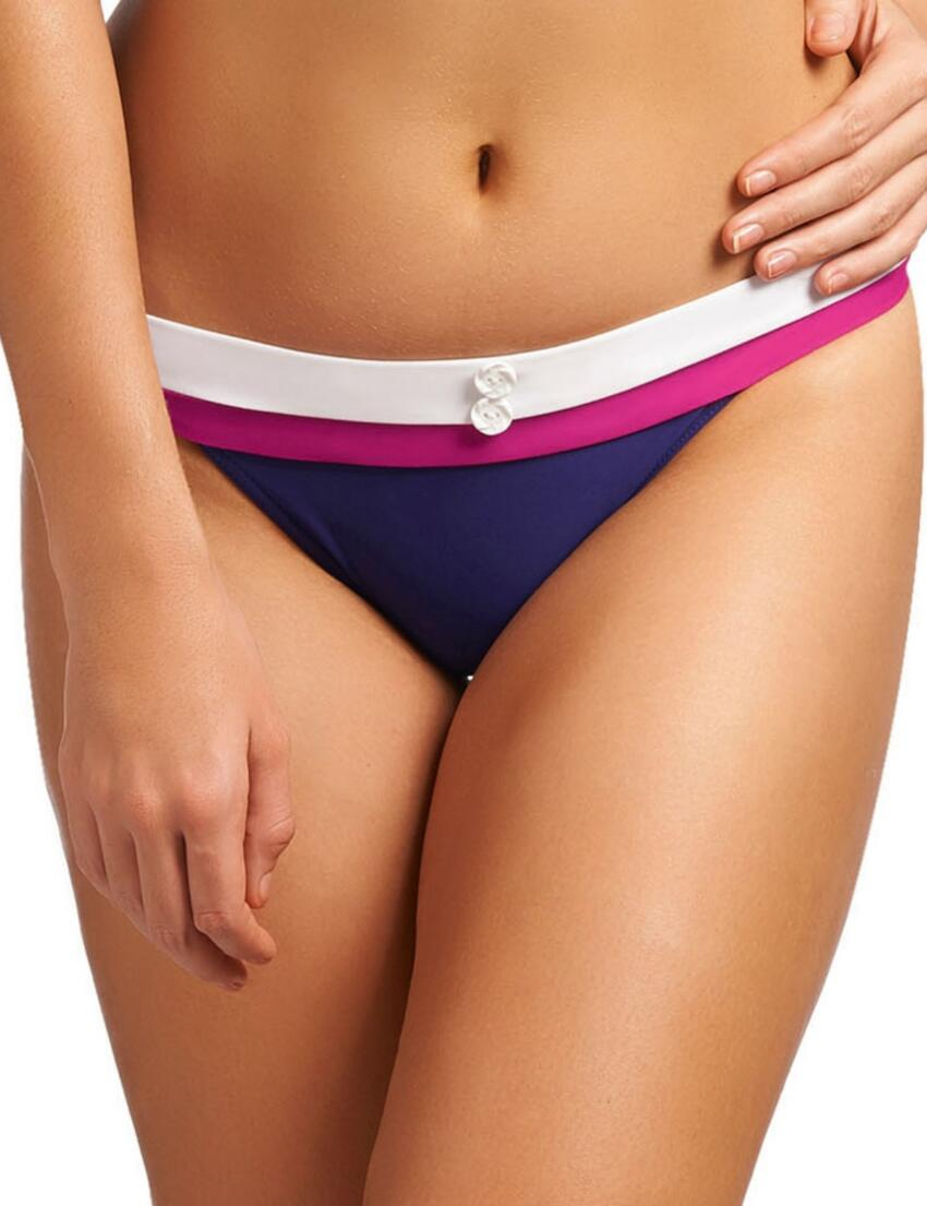 3224 Freya Revival Rio Wide Tab Brief Indigo - 3224 Rio Brief