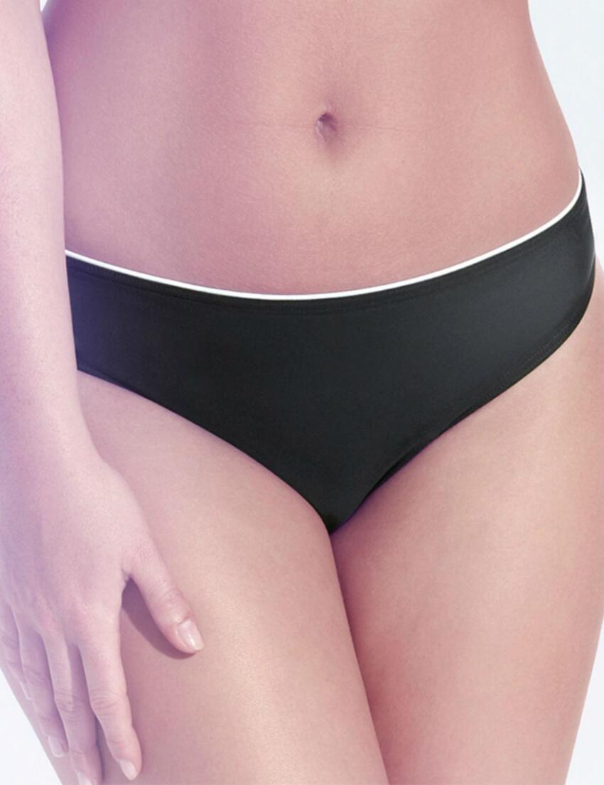 122870 Lepel Monaco Bikini Pant Black - 122870 Bikini Pant