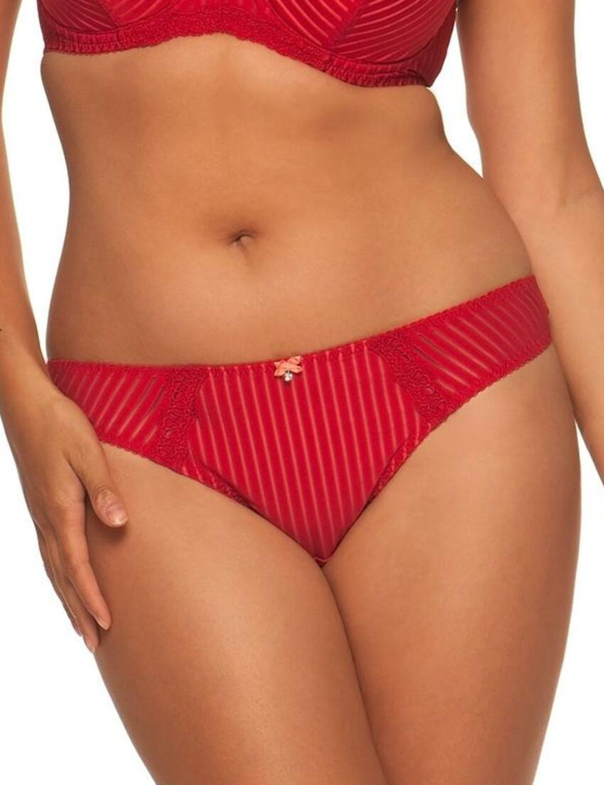 2102 Curvy Kate Ritzy Thong Ruby/Spice - 2102 Thong