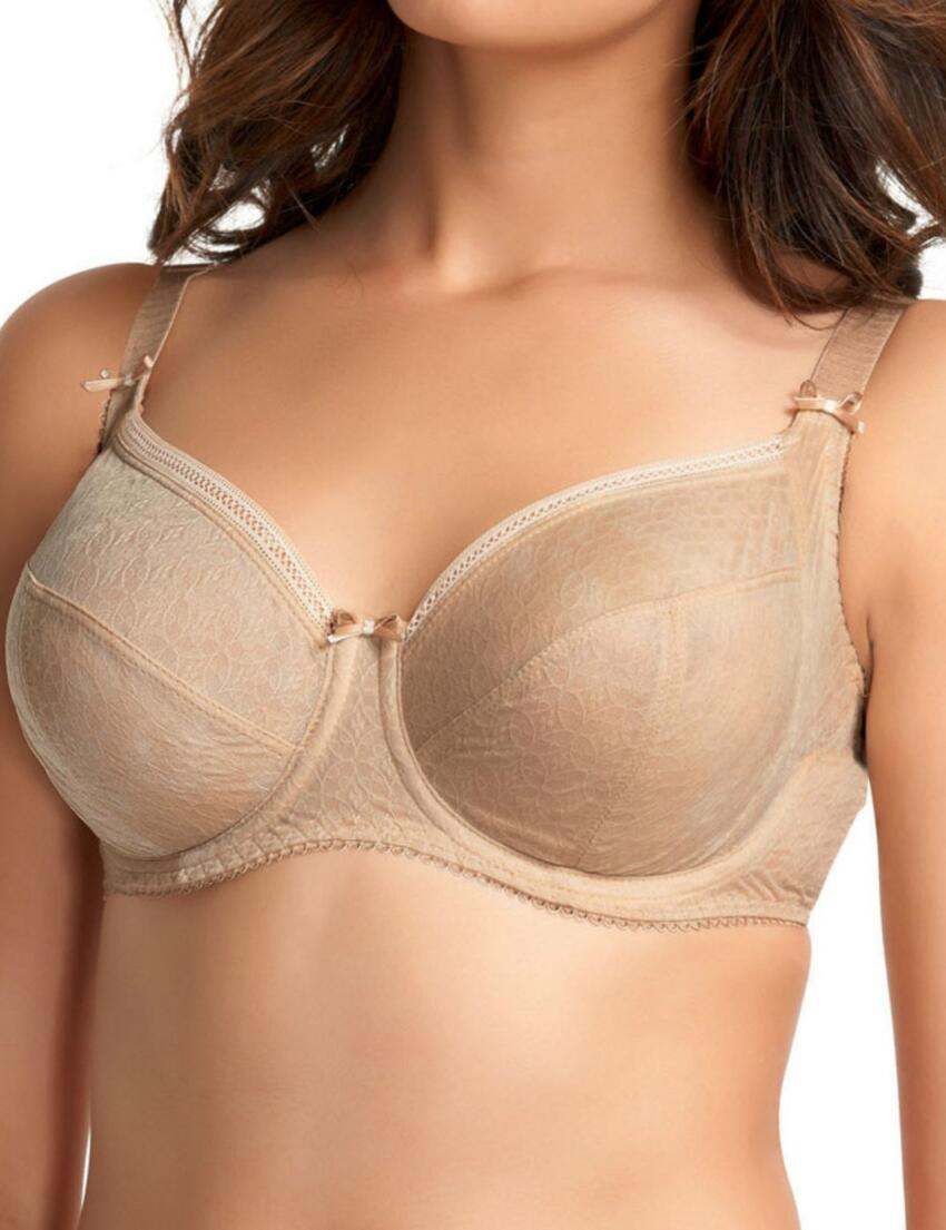 2831 Fantasie Jana Side Support Bra  - 2831 Bra Caramel