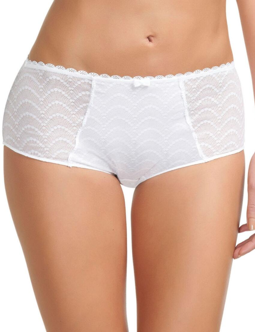 2946 Fantasie Echo Lace Short - 2946 Short White