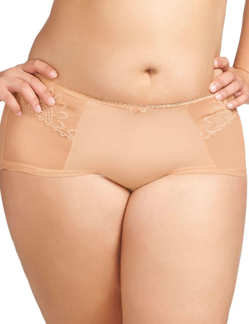 8846 Elomi Etta Short  - 8846 Nude