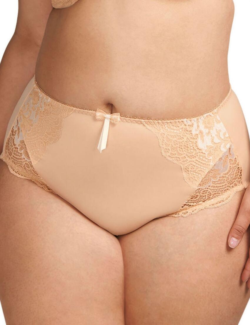8745 Elomi Amelia Brief - 8745 Nude