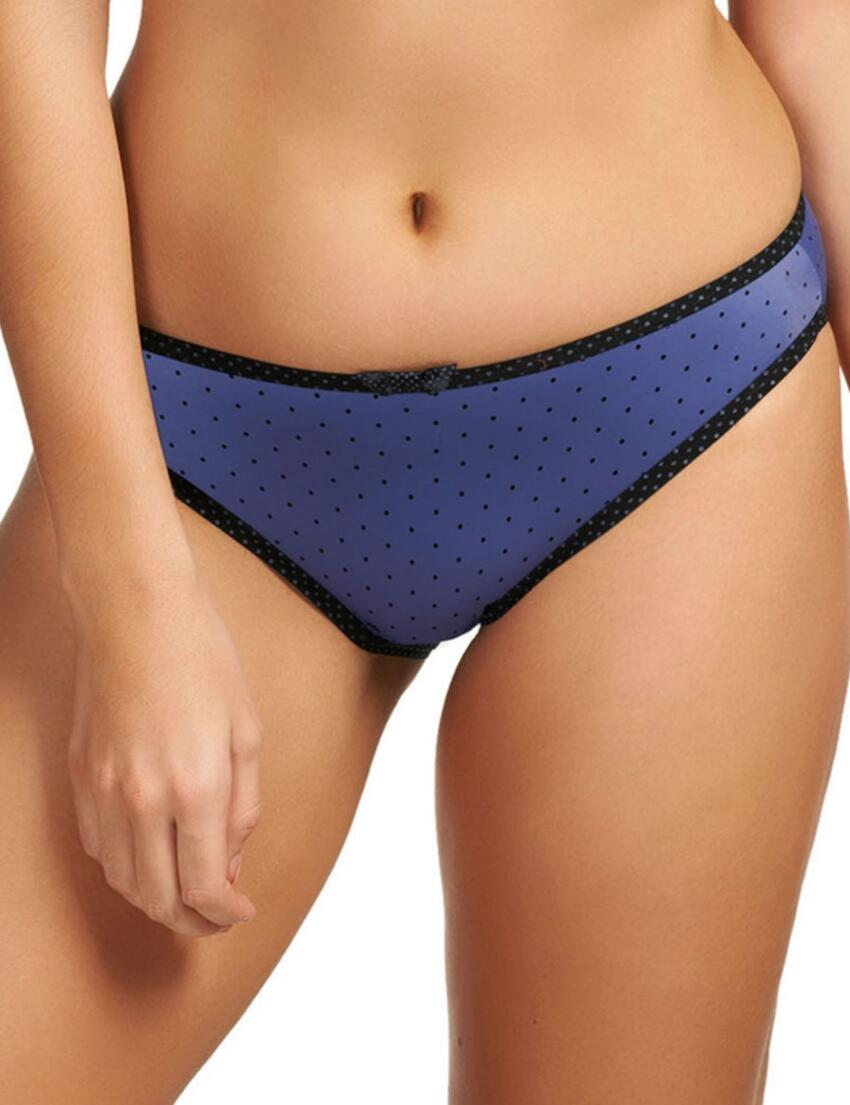 1555 Freya Deco Spotlight Brief Indigo - 1555 Brief