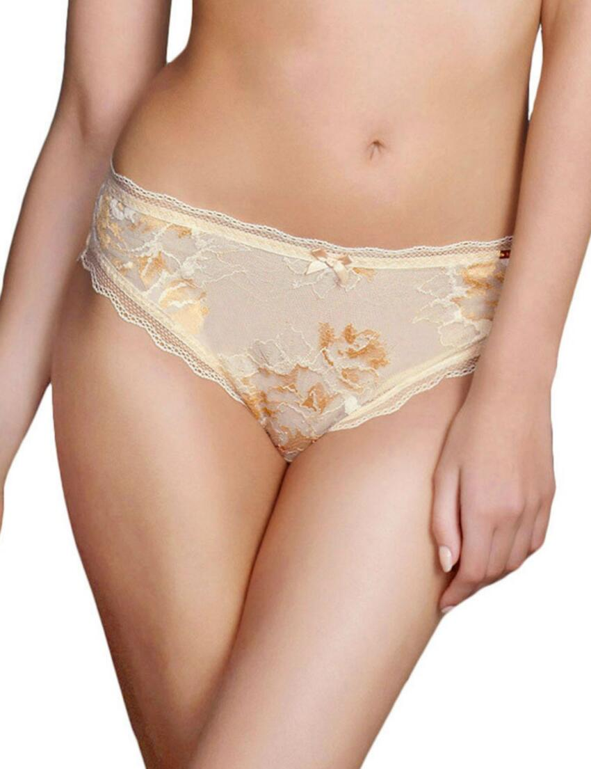 0267 Fauve Evangeline Thong  - 0267 Biscotti