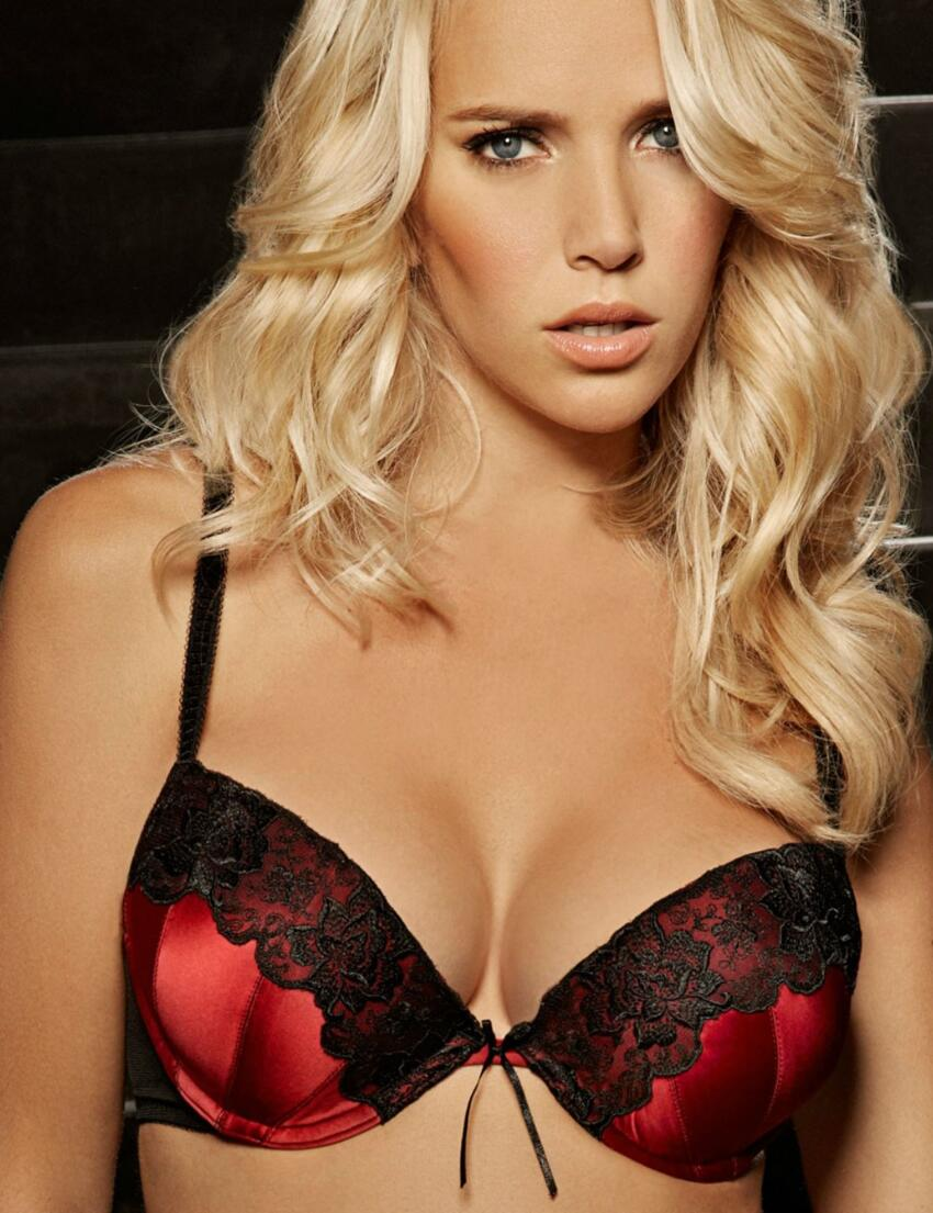 0324 Ultimo Colette The One Bra Red/Black - 032404 Bra