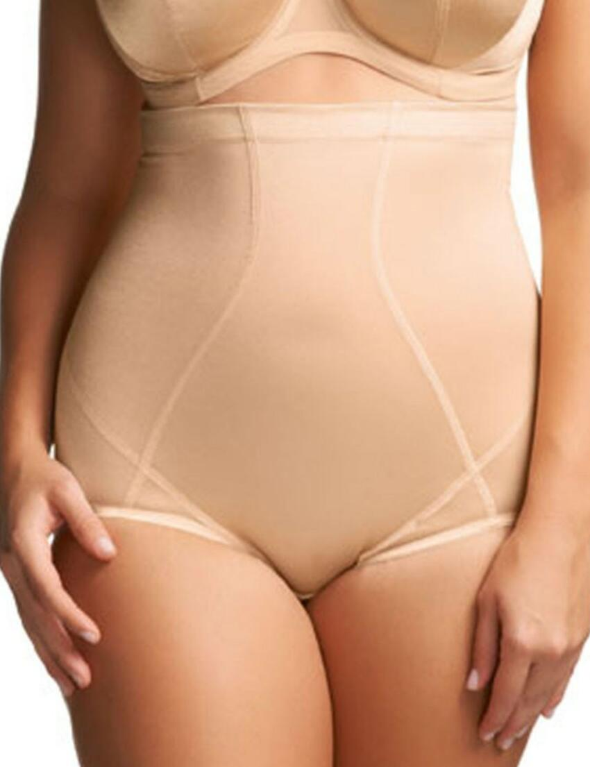 8116 Elomi Curve Shaper Brief  - 8116 Nude