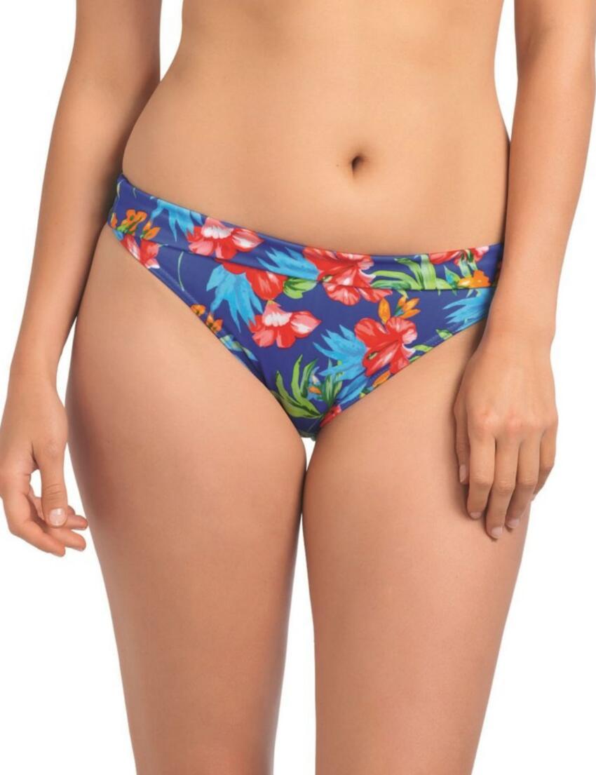 3343 Freya Acapulco Fold Bikini Brief - 3343 Fold Bikini Brief