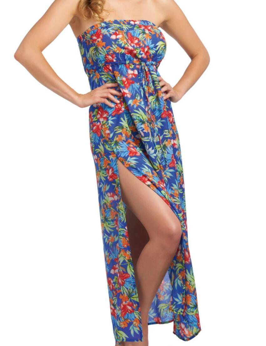 3346 Freya Acapulco Bandeau Maxi Dress - 3346 Maxi Dress