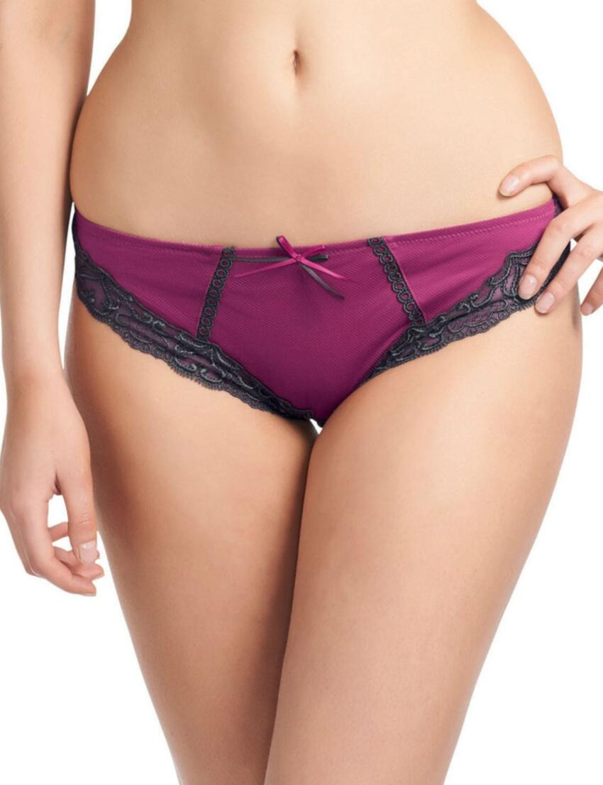0245 Fauve Veronique Brief Azalea Purple - 0245 Brief