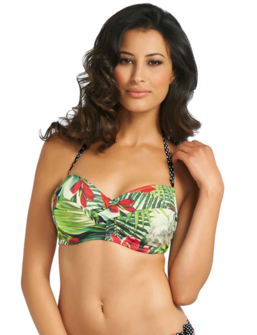 5900 Fantasie Malola Twist Bandeau Bikini Top - 5900 Bandeau Top
