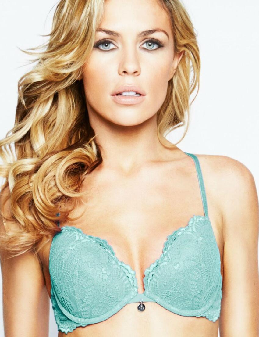 0310 Ultimo The One Lace Bra  - 0310 Mint Green