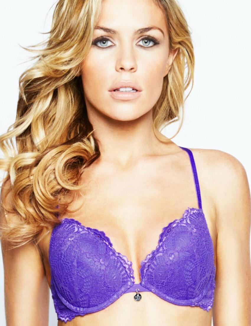0310 Ultimo The One Lace Bra  - 0310 Purple