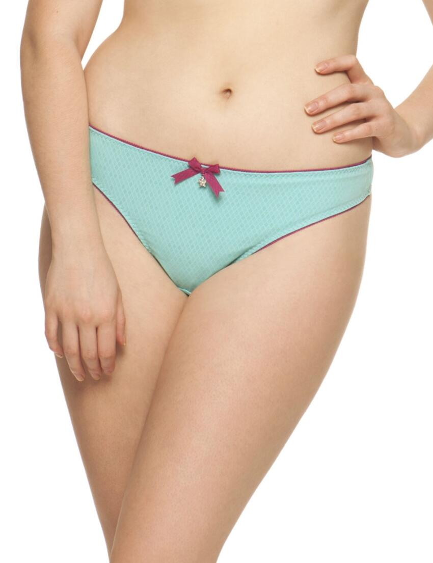 2502 Curvy Kate Starlet Thong Frost - 2502 Thong