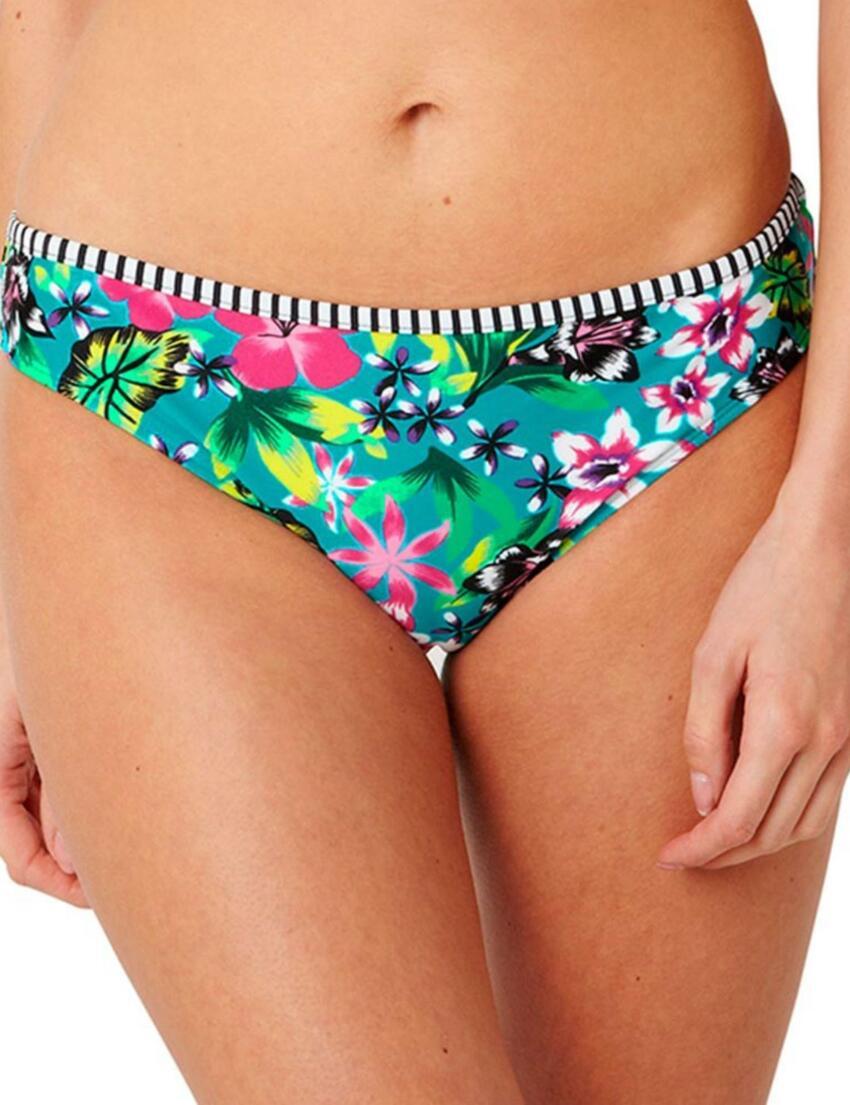 SW0876 Panache Elle Classic Pant Tropical Print - SW0876 Classic pant