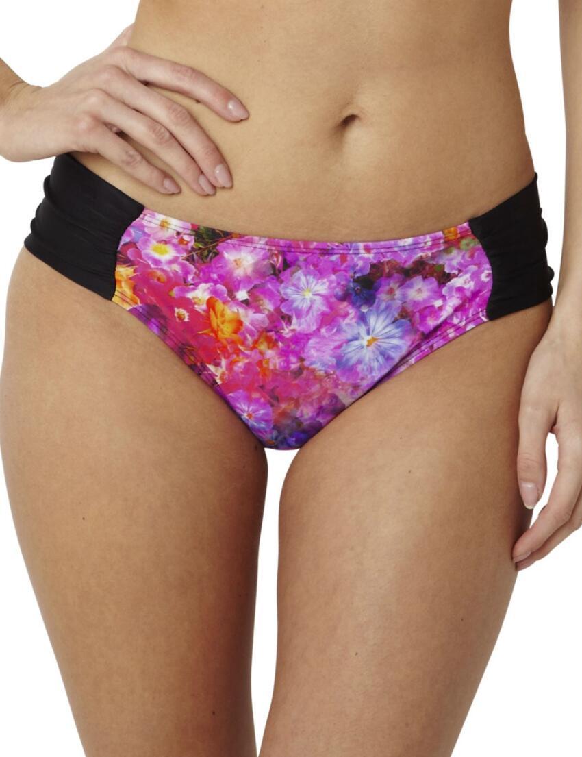 SW0789 Panache Savannah Gather Pant Floral Print - SW0789 Gather Pant