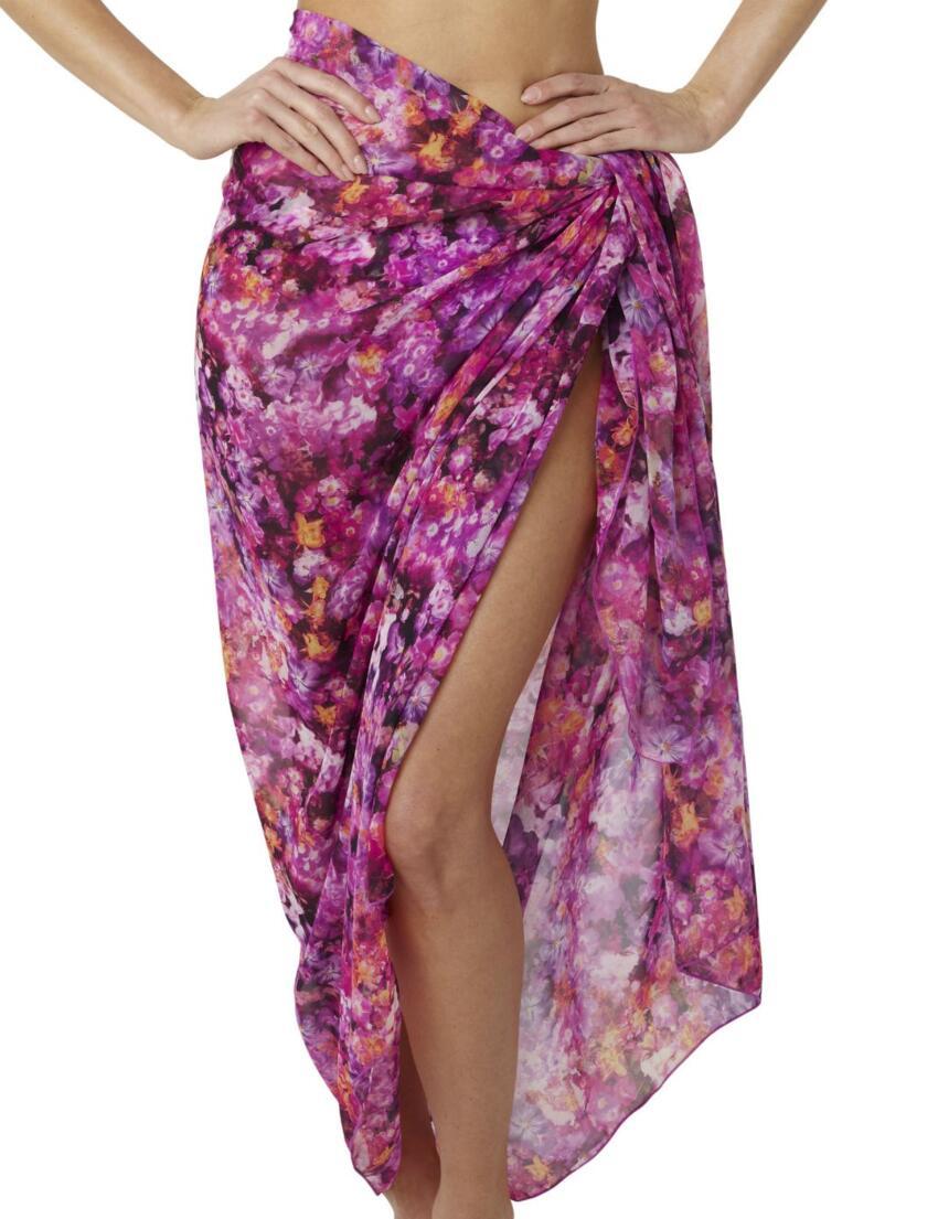 SW0785 Panache Savannah Sarong Floral Print - SW0745 Sarong