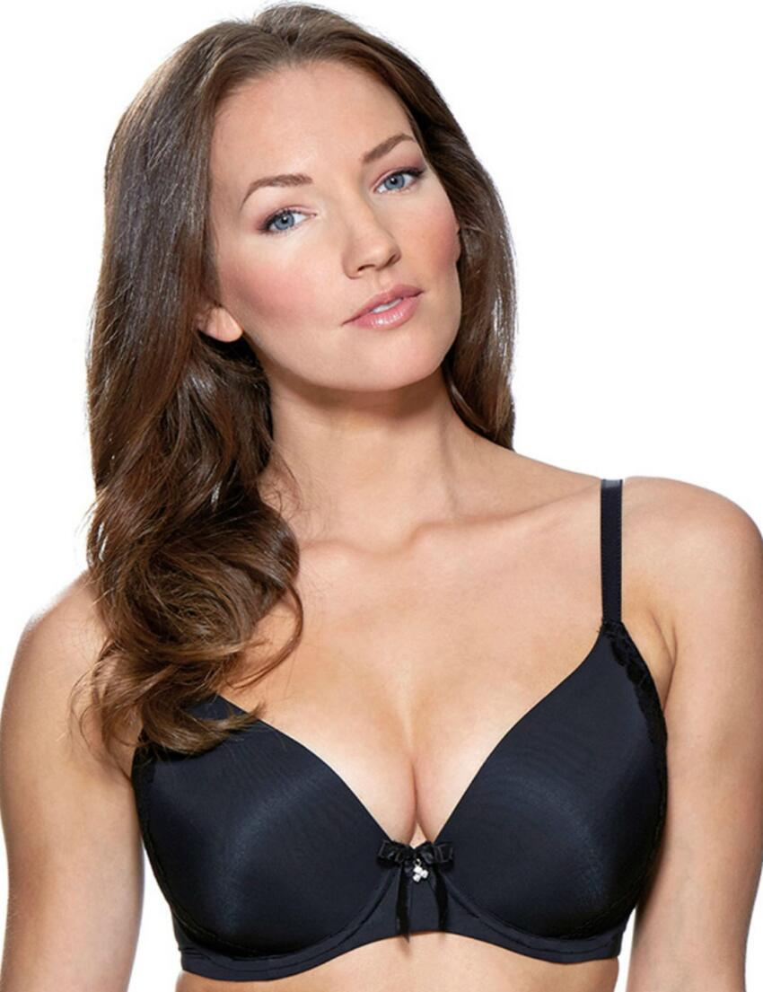 1183000 Charnos Embrace T-shirt Bra - 1183000 Black
