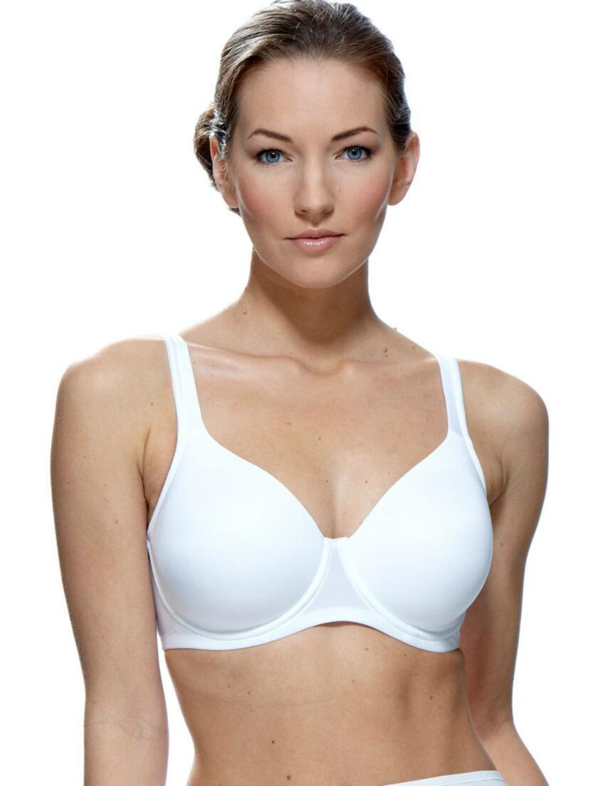 1206010 Charnos Superfit Smooth Comfort Bra - 1206010 White