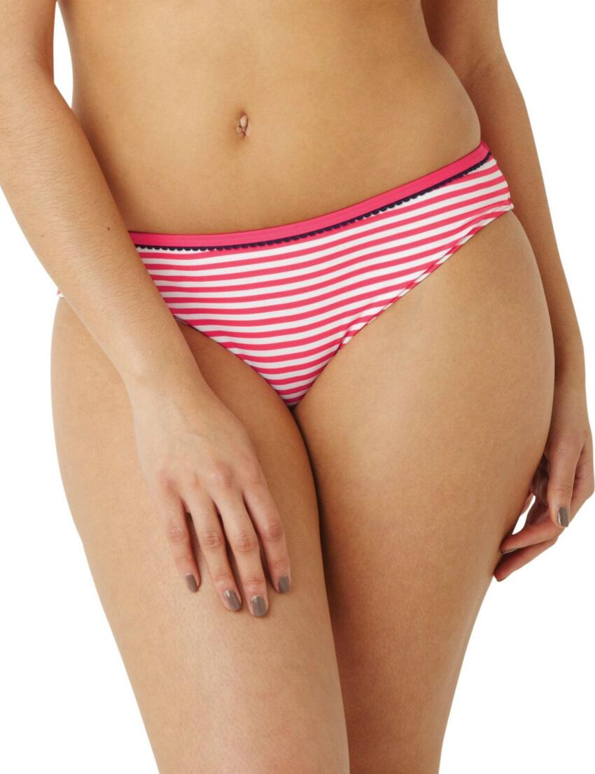 CW0199 Cleo Lucille Classic Pant Coral - CW0199 Classic Brief
