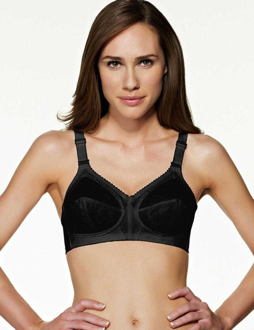 10004822 Triumph Doreen Classic Non Wired Bra - 10004822 Black