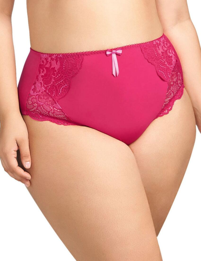 8745 Elomi Amelia Brief - 8745 Cerise