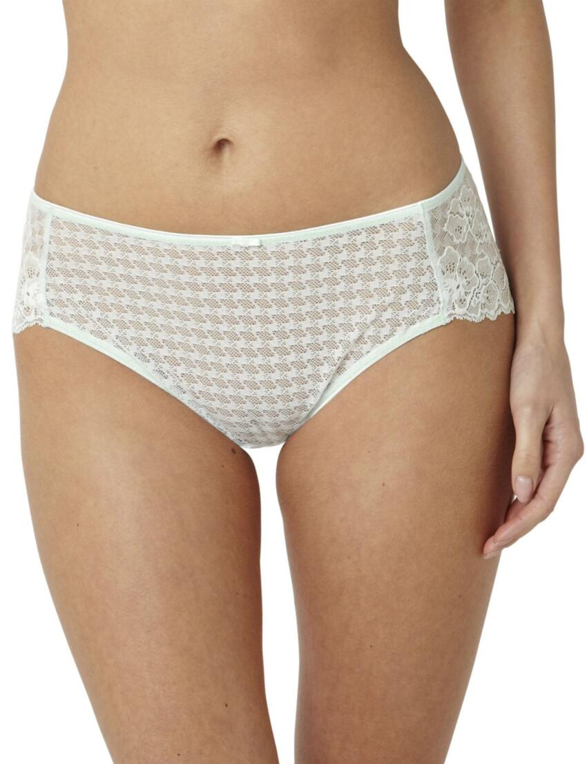 7282 Panache Envy Lace Brief  - 7282 Mint