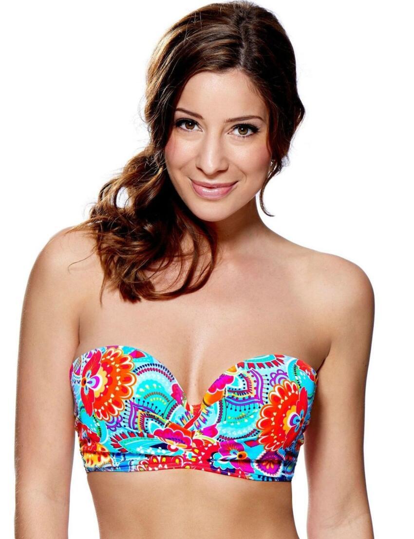 01474640 Lepel Fiesta Bandeau Bikini Top - 1474640 Bandeau Top