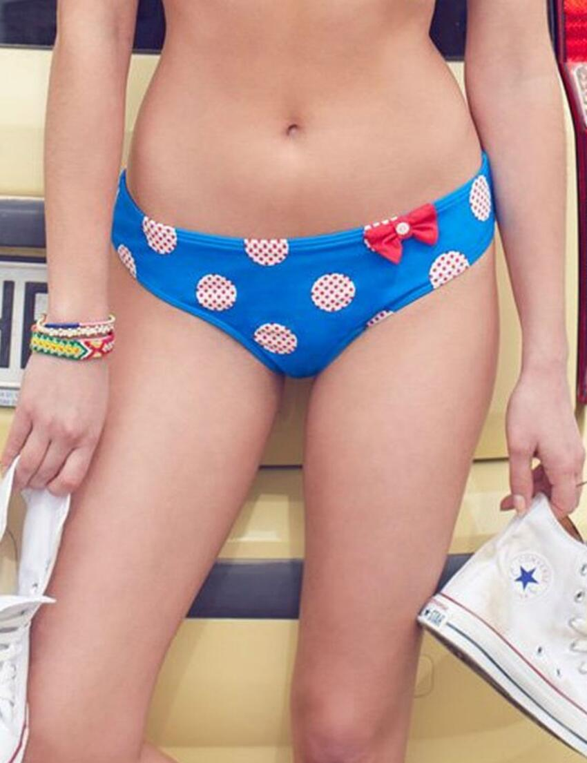 01504720 Lepel Minnie Low Rise Bikini Brief  - 1504720 Low Rise Brief