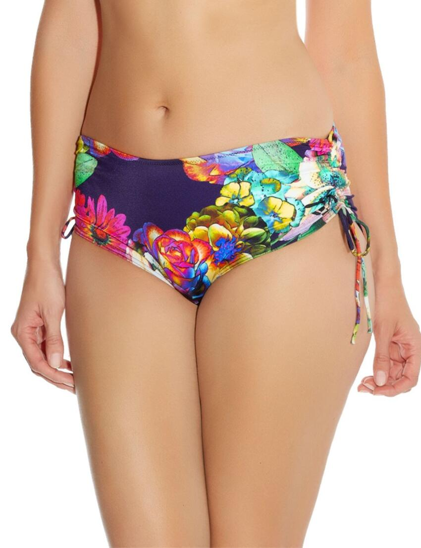 5679 Fantasie Cayman Adjustable Bikini Short Multi Print - 5679 Adjustable Short