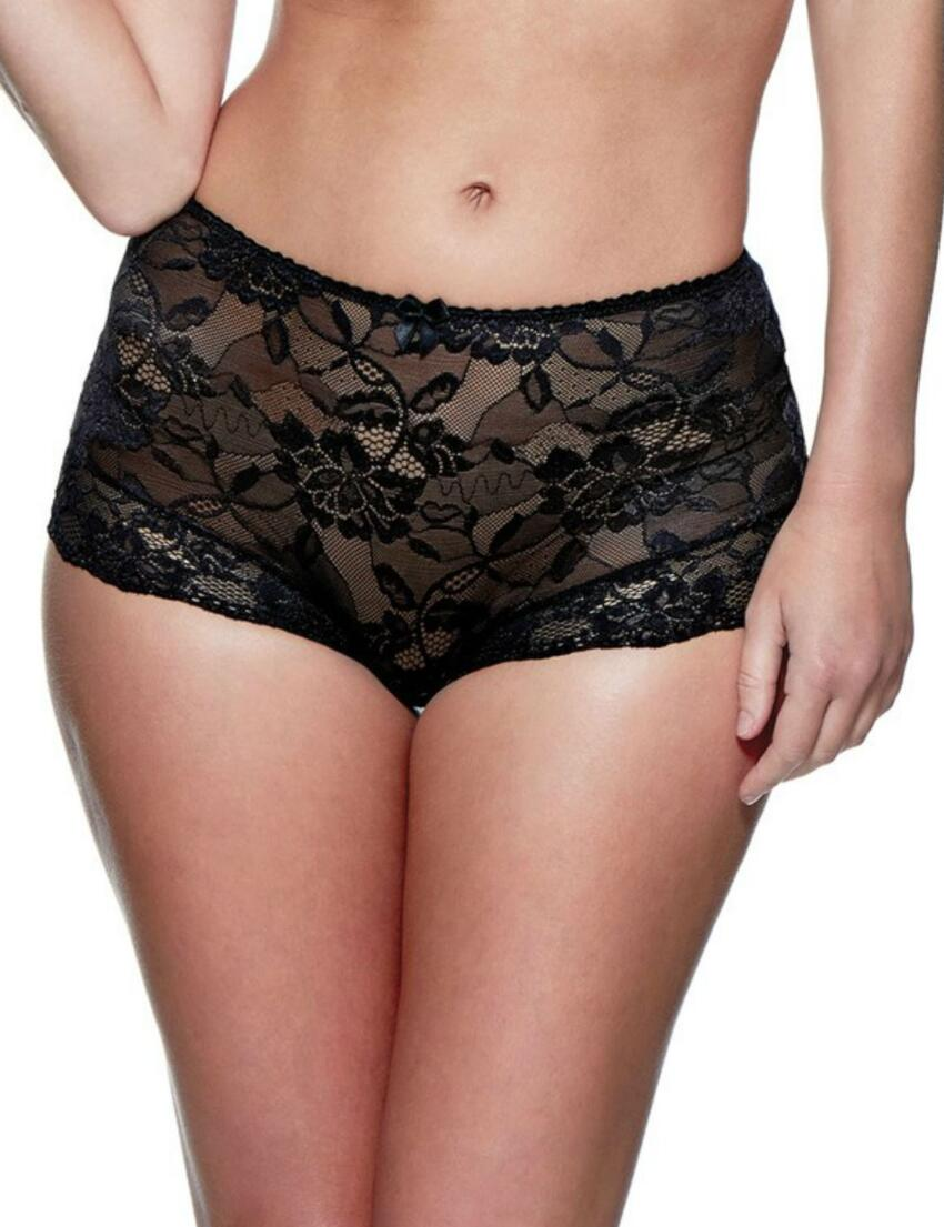 116510 Charnos Rosalind Deep Brief - 116510 Black