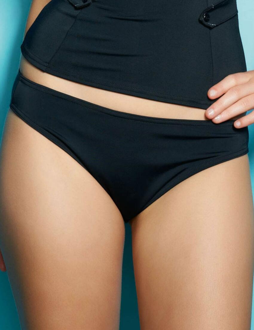 3333 Freya Fever Classic Bikini Brief Black - 3333 Classic Pant
