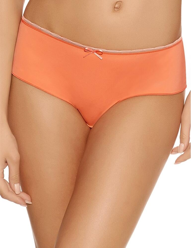 1706 Freya Deco Vibe Short Papaya Orange - 1706 Papaya