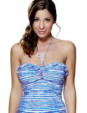 01472650 Lepel Seaside Fever Underwired Tankini Top - 1472650 Tankini Top