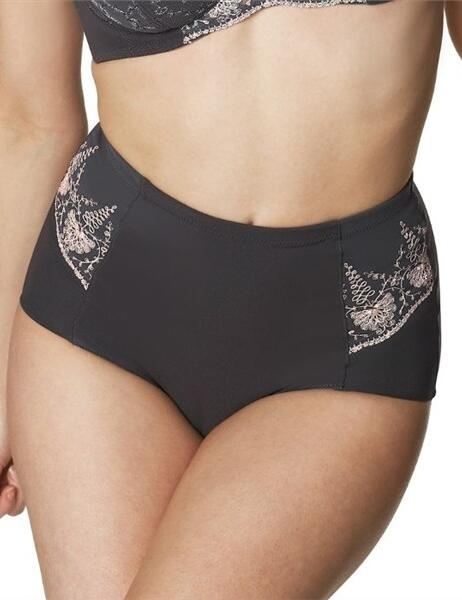 2188 Fantasie Elodie Control Short Slate SALE - 2188 Control Brief