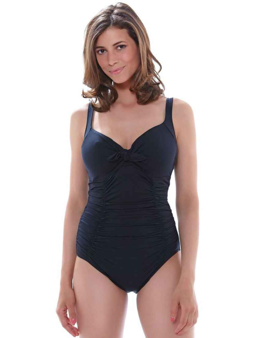 dda6c7a88f0e1 Save · 6158 Fantasie Los Cabos Moulded Swimsuit Black - 6158 Moulded  Swimsuit